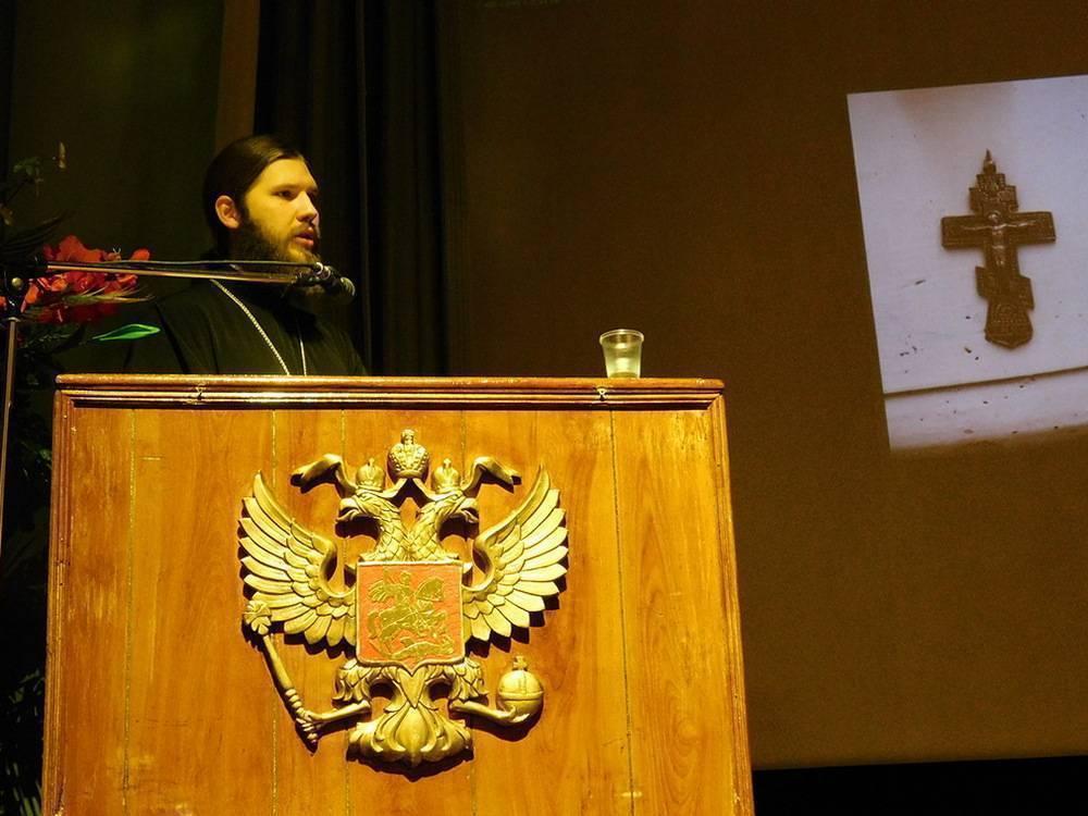 Представители комиссии по канонизации святых Липецкой митрополии приняли участие в работе Международных Рождественских чтений в Москве