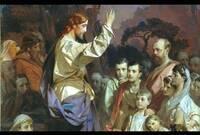 Передача «Слово пастыря».  Иерей Сергий Гришанов о христианском воспитании детей