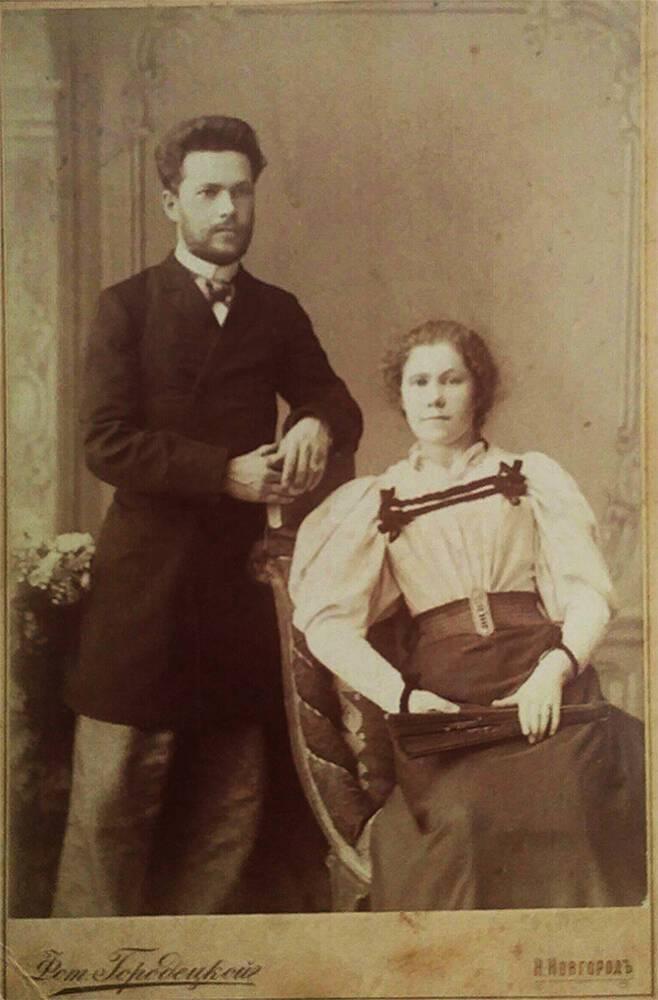 Родители Николая Высокосова