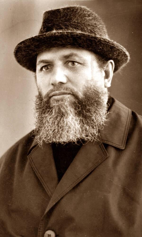 Отец Михаил Урываев, 1960 г.